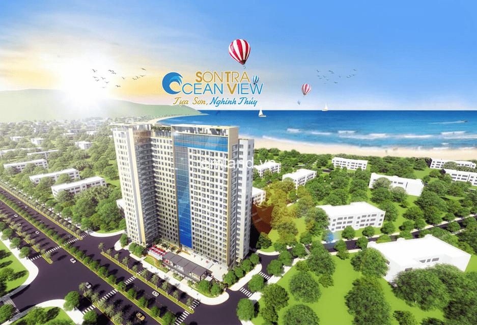 Bán căn hộ: Ocean View , Giá 2,6 Tỷ, Tầng Cao, Hotline 0945.988.299