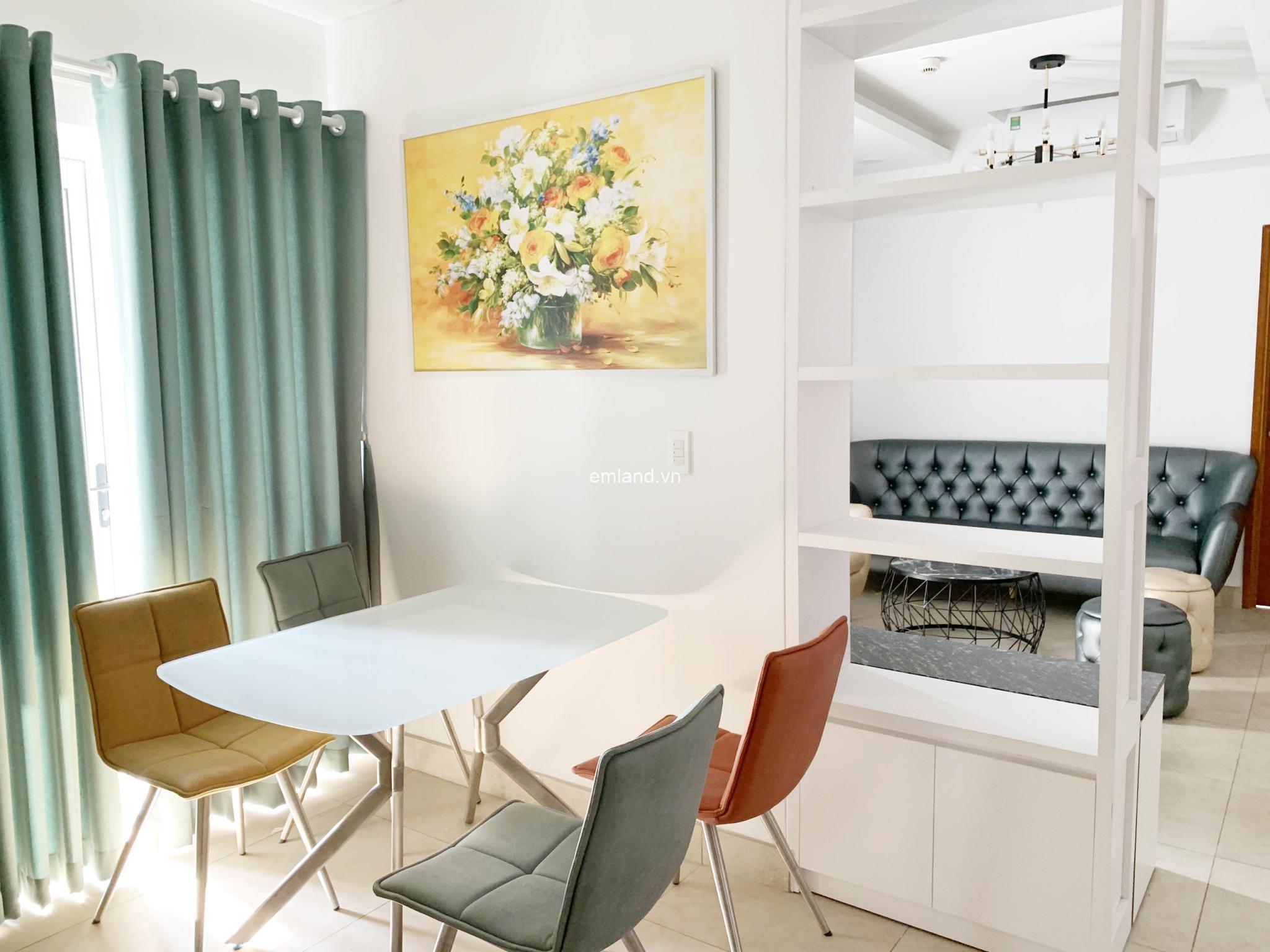Cho thuê căn hộ Indochina , Giá thương lượng. Hotline 0905.366.661 – 0905.366.665